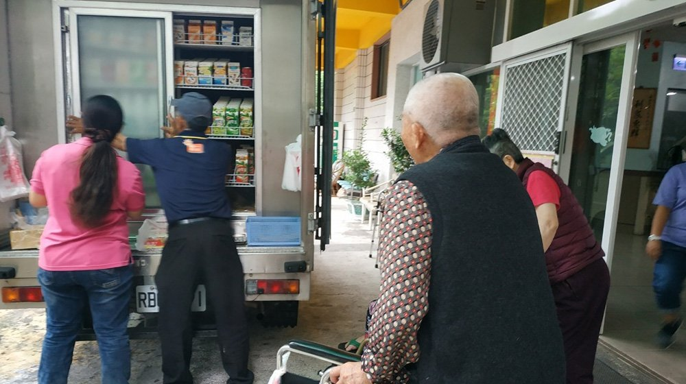 福興護理之家-社區購物,買牛奶飲料