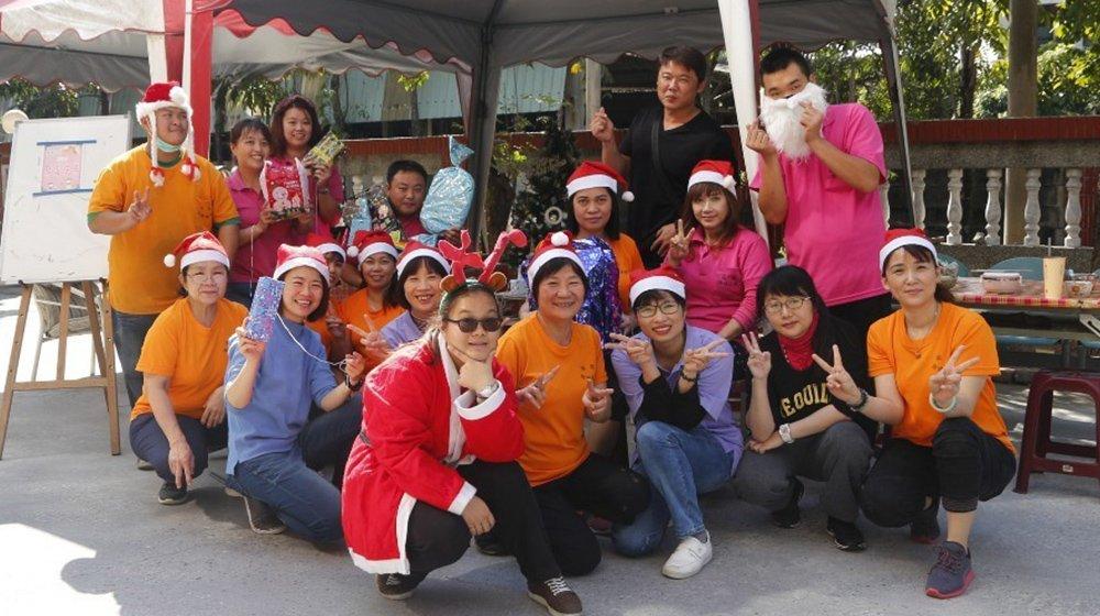 福興院區-耶誕節活動